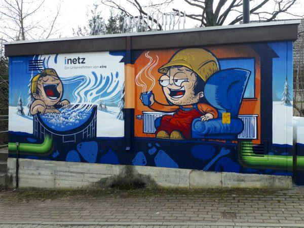 Dorf Chemnitz II
