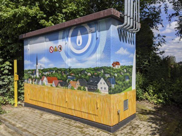 Burgstädt Friedhofsstraße III