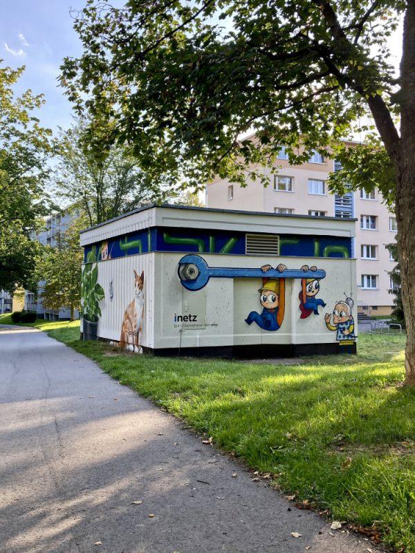 Chemnitz Yorkstraße II a