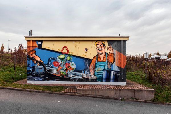 Chemnitz Neefepark I