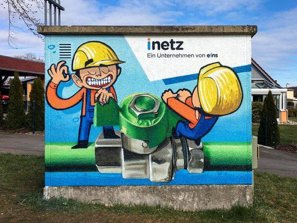 Chemnitz Eisenweg II
